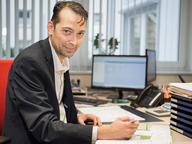 Bernd Dickel - Instandhaltung